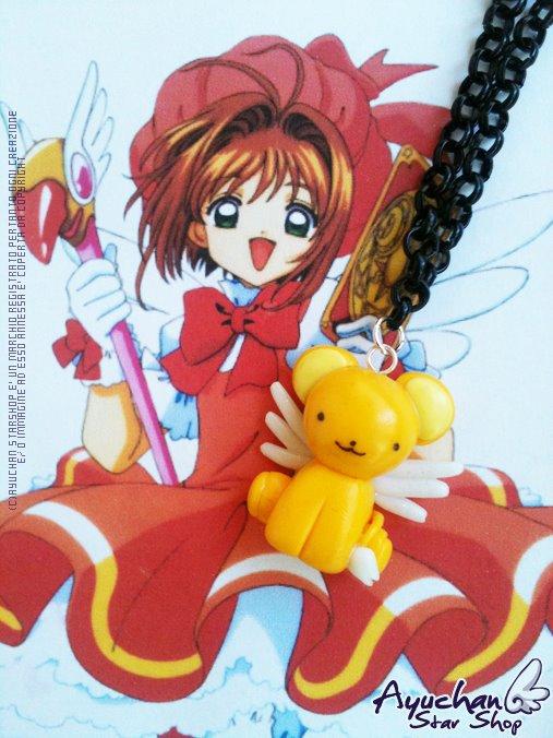 Card Captor Sakura - Kerochan Plushie by AyumiDesign