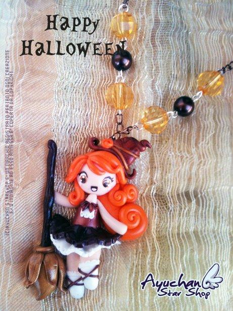 Pumpkin Witch! by AyumiDesign