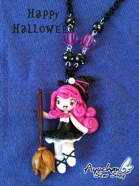 Dark Pink Witch! by AyumiDesign
