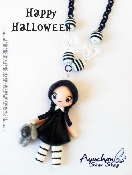 Mercoledi' Addams ** by AyumiDesign