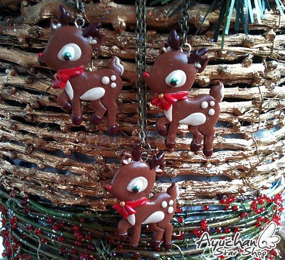 Rudolph! by AyumiDesign