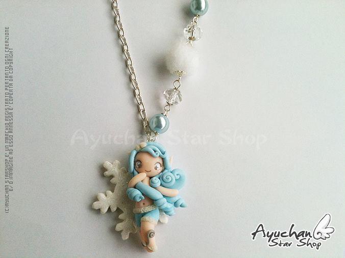 Stardust Fairy - Light Blue by AyumiDesign