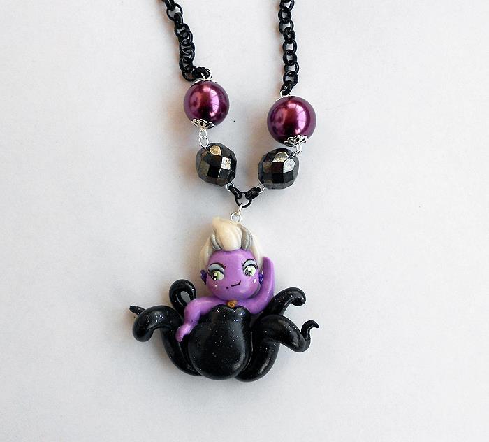 Ursula - Disney by AyumiDesign