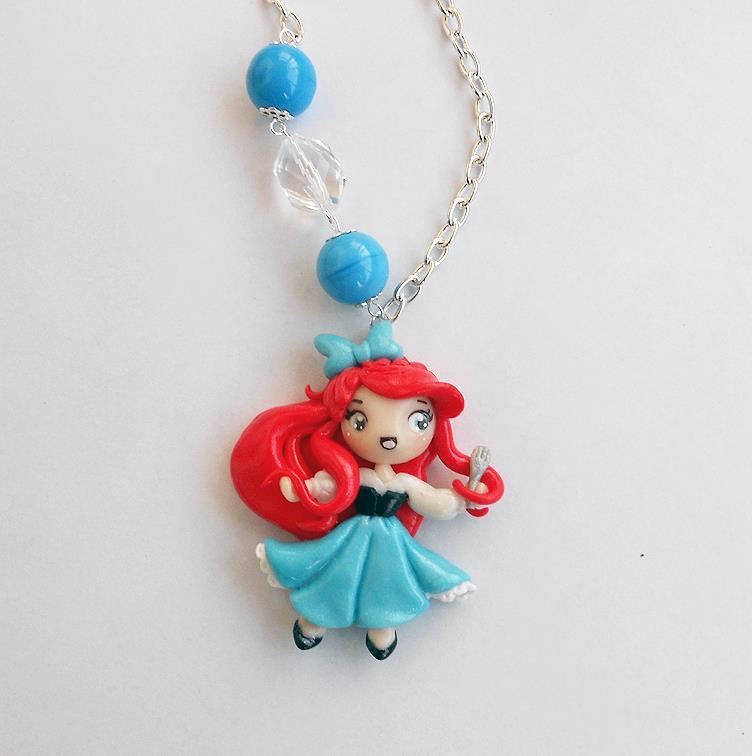 Uman Ariel Disney by AyumiDesign