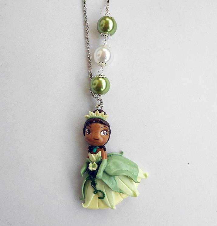 Tiana Disney by AyumiDesign