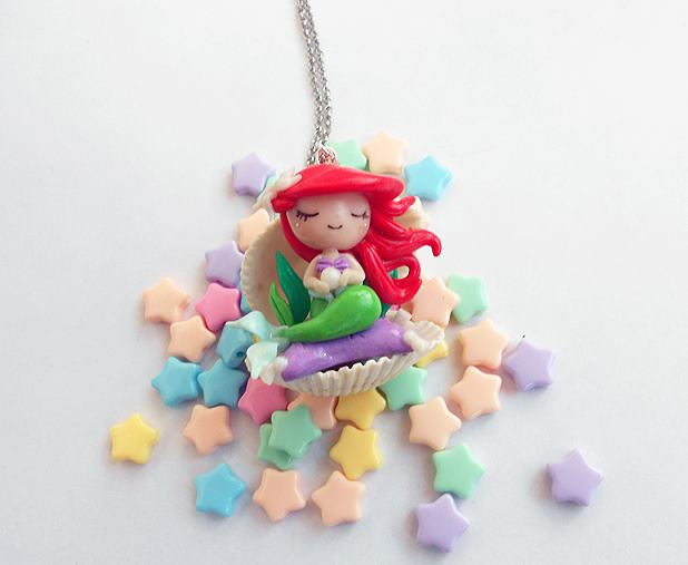 Ariel Star Disney by AyumiDesign