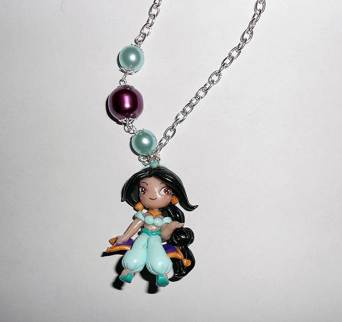 Jasmine Disney by AyumiDesign