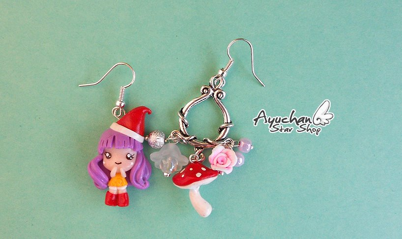Memole Earrings by AyumiDesign