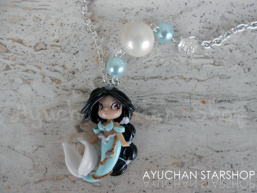 Jasmine Under the Sea by AyumiDesign