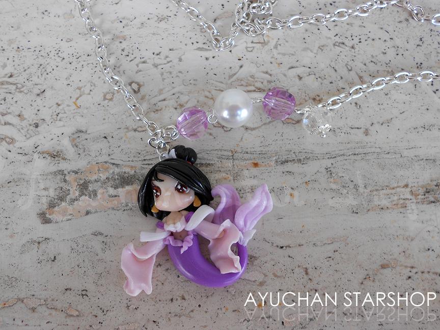 Mulan Under the Sea by AyumiDesign
