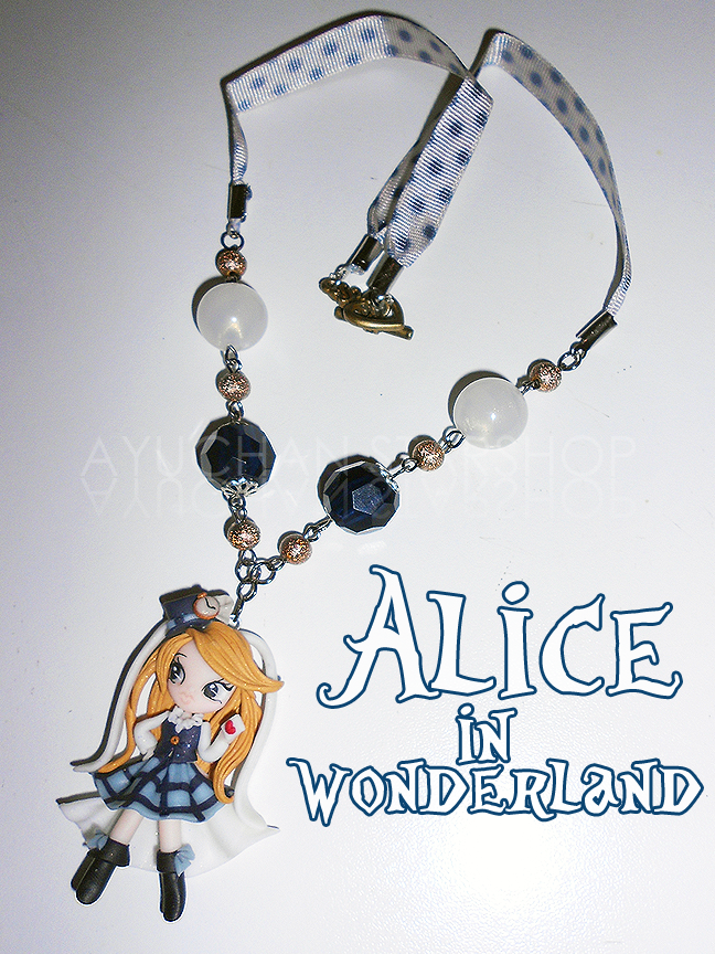 Disney Alice Rock Version by AyumiDesign
