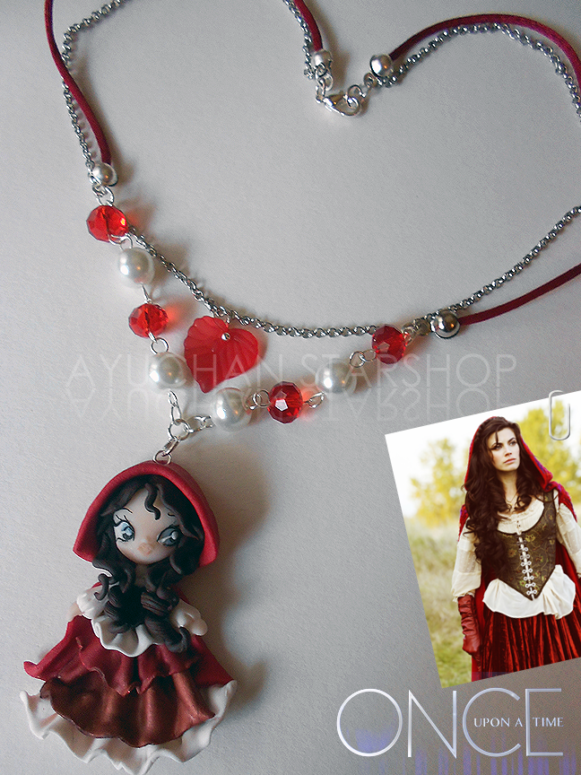 Once Upon a Time - Ruby by AyumiDesign
