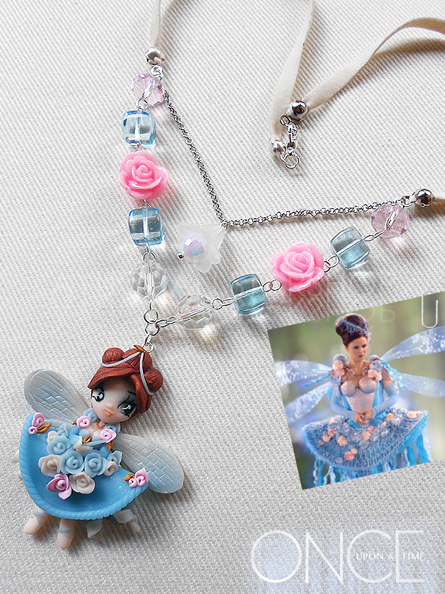 Once Upon a Time FairyMother by AyumiDesign