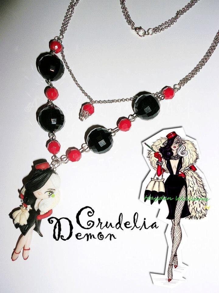 Crudelia Demon by AyumiDesign