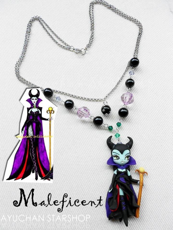 Maleficent by AyumiDesign