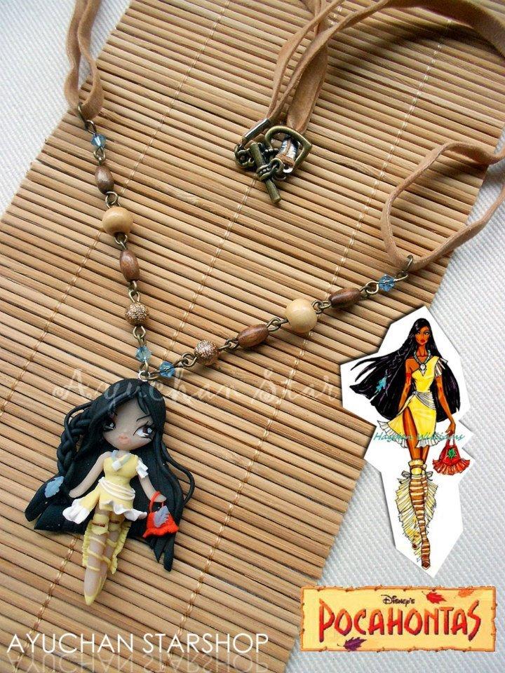 Pocahontas by AyumiDesign