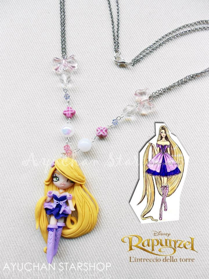 Rapunzel by AyumiDesign