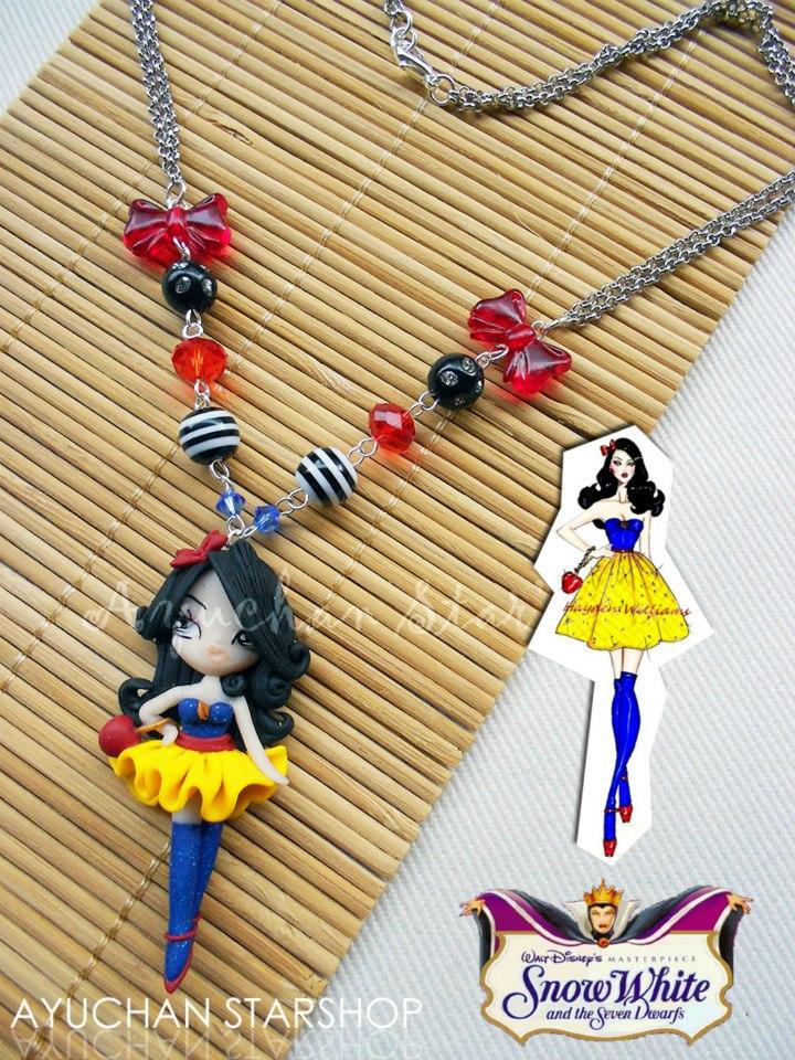 Snow White by AyumiDesign