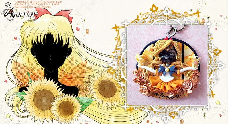 Sailor Moon Crystal - Venus Cammeo by AyumiDesign
