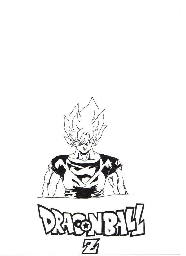 Dragon Ball Z by AyumiDesign