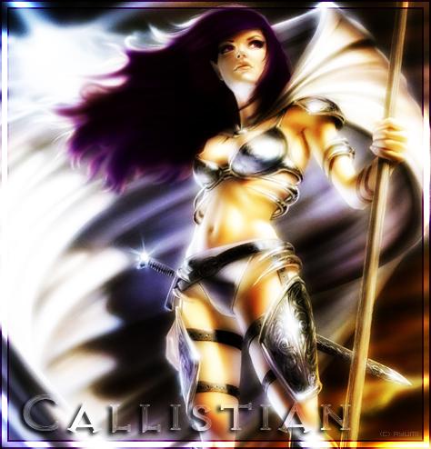 Callistian by AyumiDesign