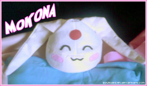 Mokona Cap by AyumiDesign