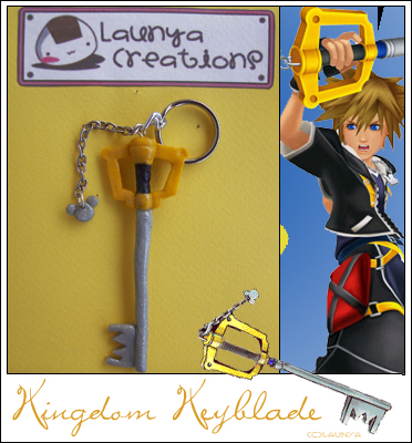 Kingdom Keyblade by AyumiDesign