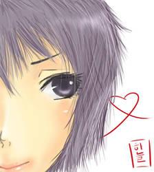 heart by guanzizai