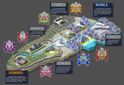 Mezzopolitan Strip Infographic Map
