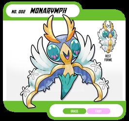 002 - Monarymph