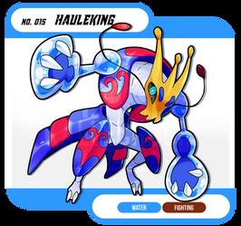 015 - Hauleking