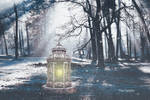 Light in the Cold by FleurCamacho