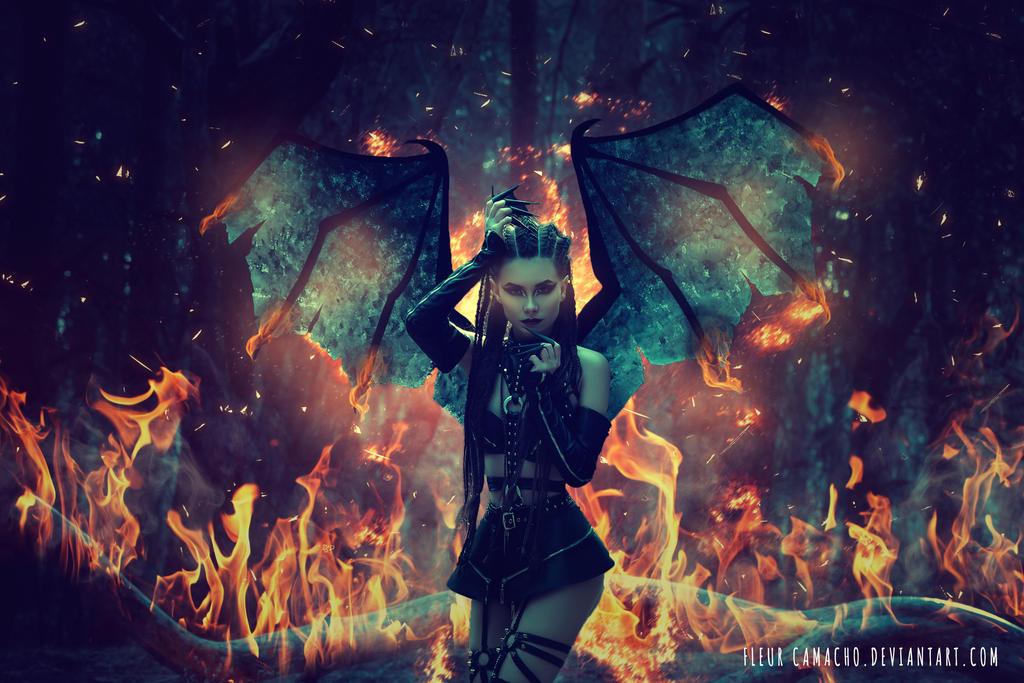Devil in Disguise by FleurCamacho