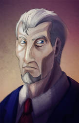 Mr. Henderson by Beanjamish