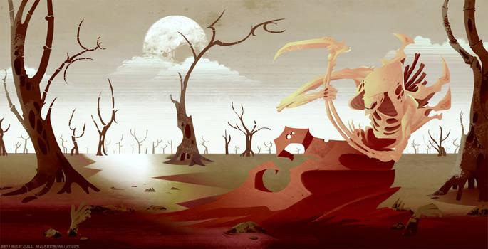 Rictus Grim by Beanjamish