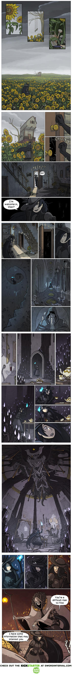 The Sword Interval - Volume 1 Epilogue by Beanjamish