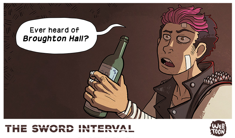 The Sword Interval #52 - Lost Time by Beanjamish