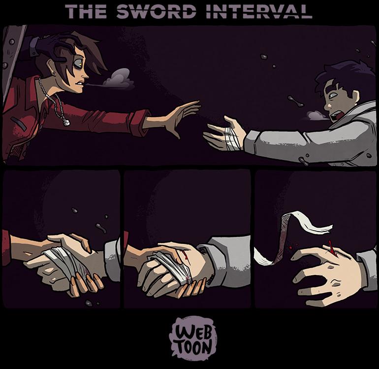The Sword Interval #65 - Shut Doors by Beanjamish