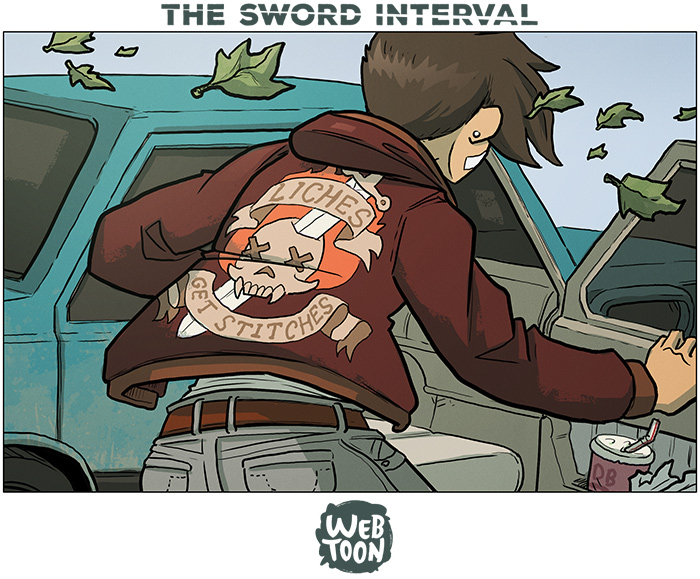 The Sword Interval #85 - Oaths by Beanjamish