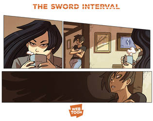 Sword Interval 181 - Wounded by Beanjamish