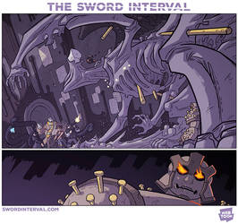 Sword Interval 222 - Stone and Feather