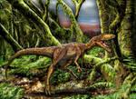 Tachiraptor admirabilis - Venezuela