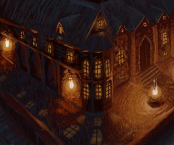 Manor by Naythynn