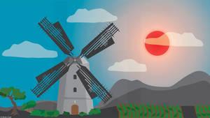 HCruet Windmill