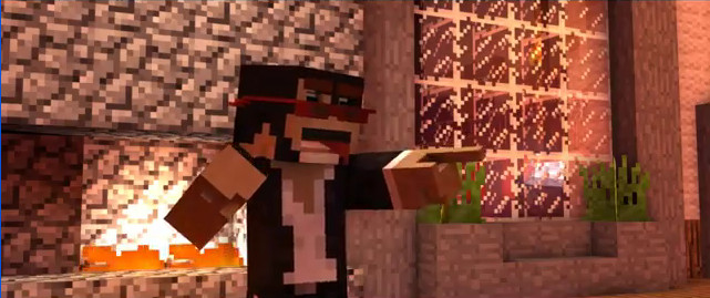 Minecraft - Usher in Minecraft Revenge by unusual229 on ...