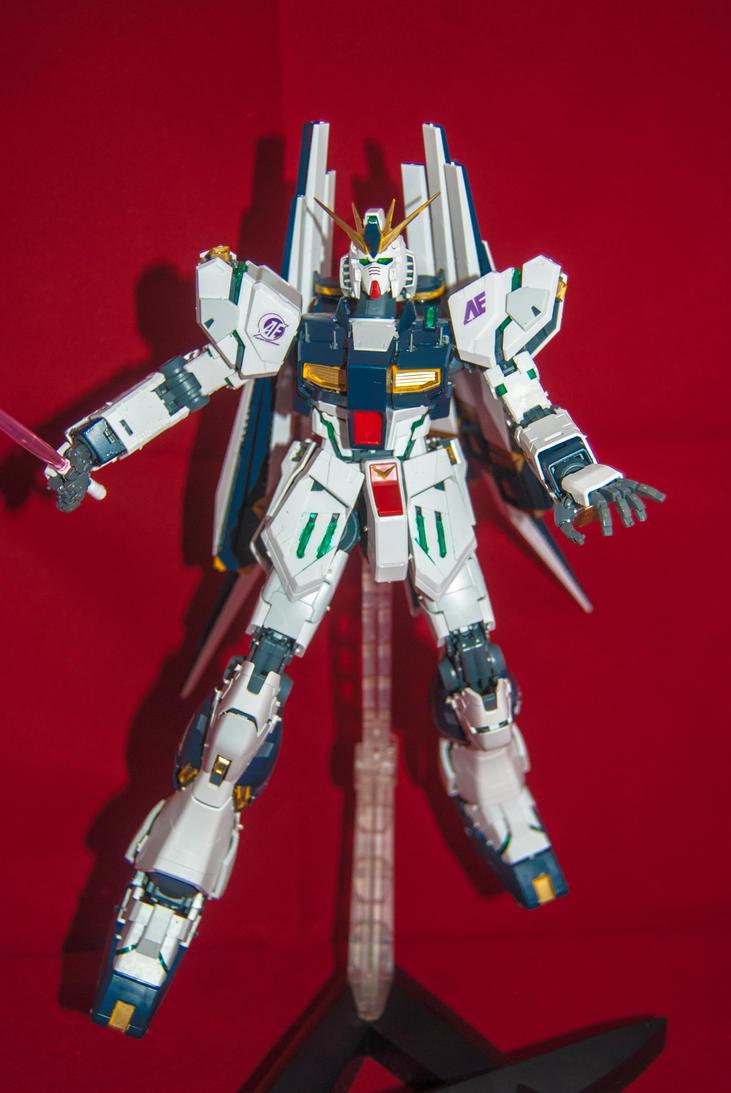 Gundam Stand By by Greiga
