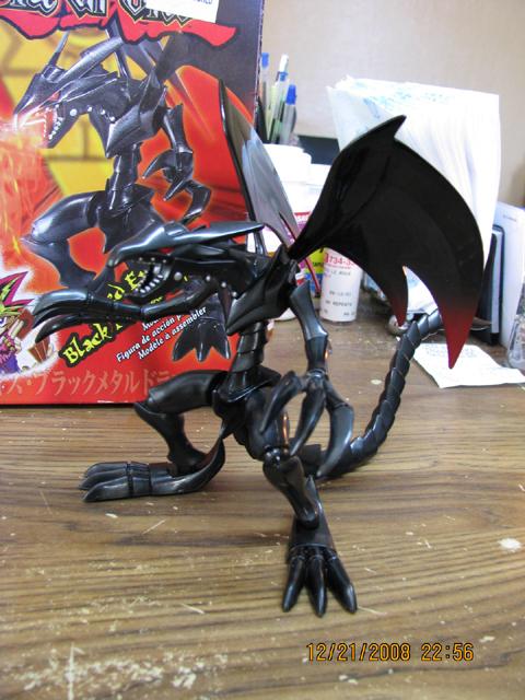 red eyes b metal dragon model by silana on deviantart