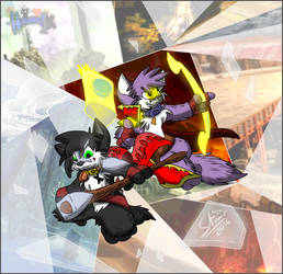 Commission - HOUSEPETS! 1X Hell Crushers by Stu-Jojo