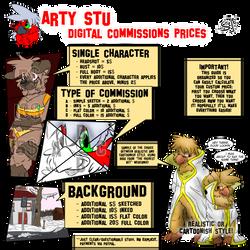 My Commission Sheet! by Stu-Jojo