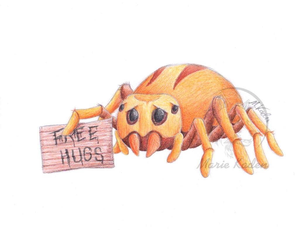 Hugs for Rudi? by LupaSola